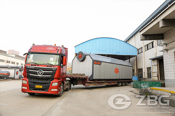 25 Tons Chain Grate Boiler Shipped to Australia 1.jpg