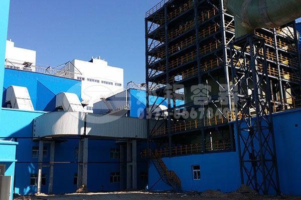 20吨循环流化床锅炉_220吨循环流化床锅炉技术参数及运营成本 - 郑锅容器